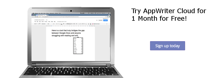 AppWriter Cloud Free Trial